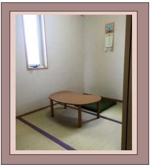 シオンホール倉敷寺院控室jpg