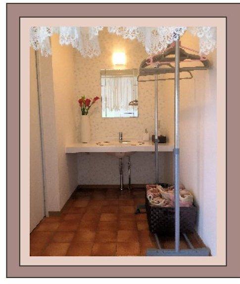 シオンホール倉敷洗面所