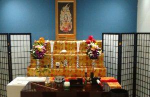 家族葬専用祭壇