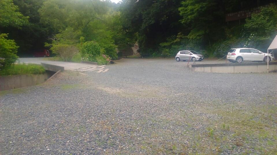 安養寺 駐車場