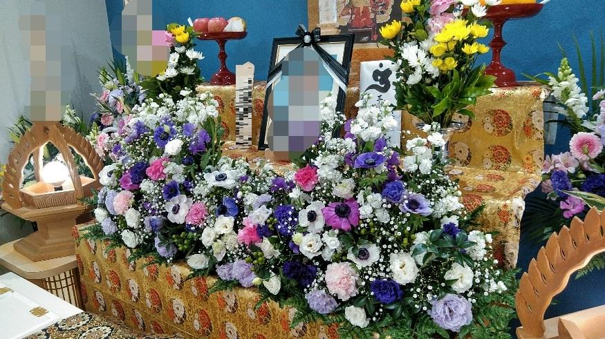 お花祭壇 35