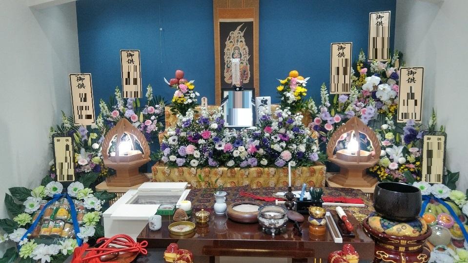 お花祭壇35